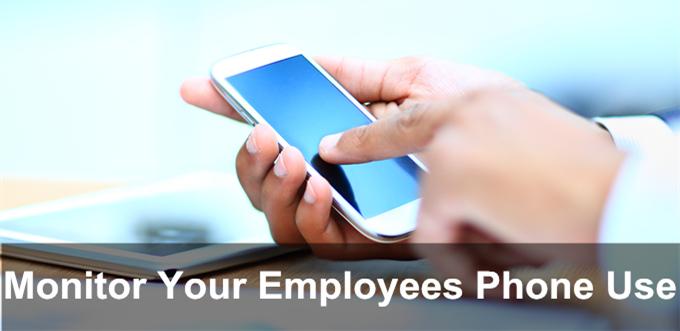 Employee Phone Monitoring