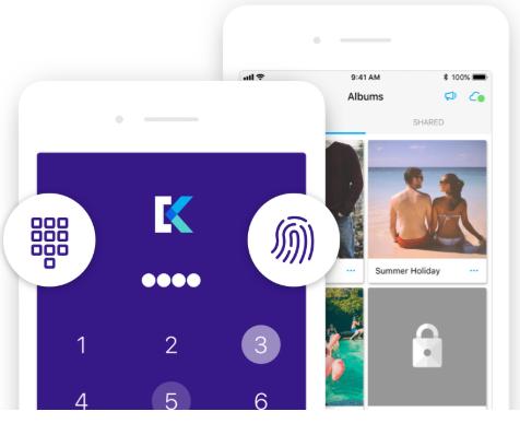 Keepsafe Photo Vault App